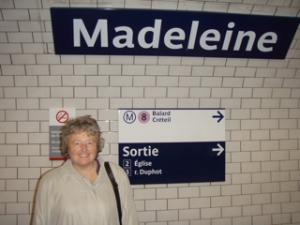Madeleine Walton