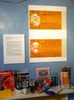 Jason Ions Memory Banknotes at Indigo Cafe