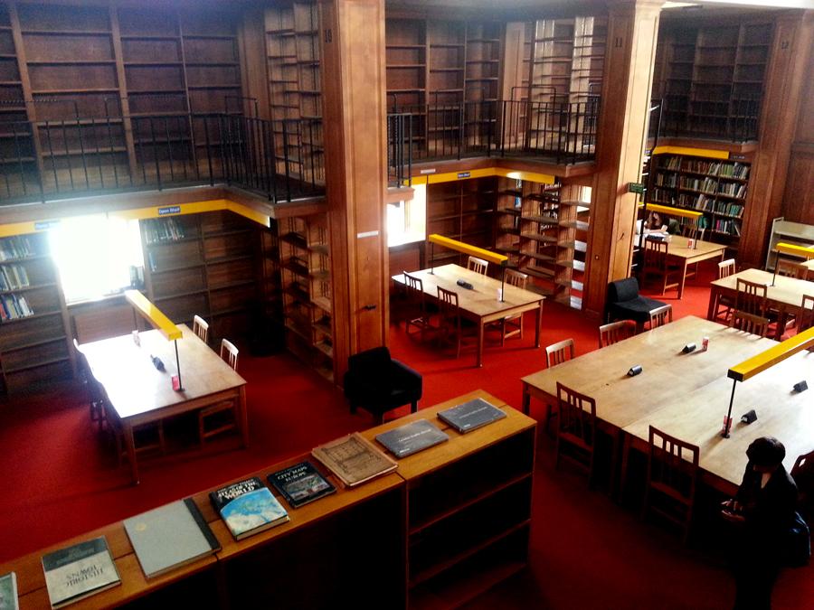Land Economy library 2
