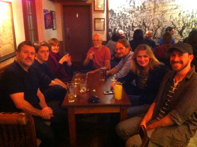 ALL Committee Social Aug 2014 2