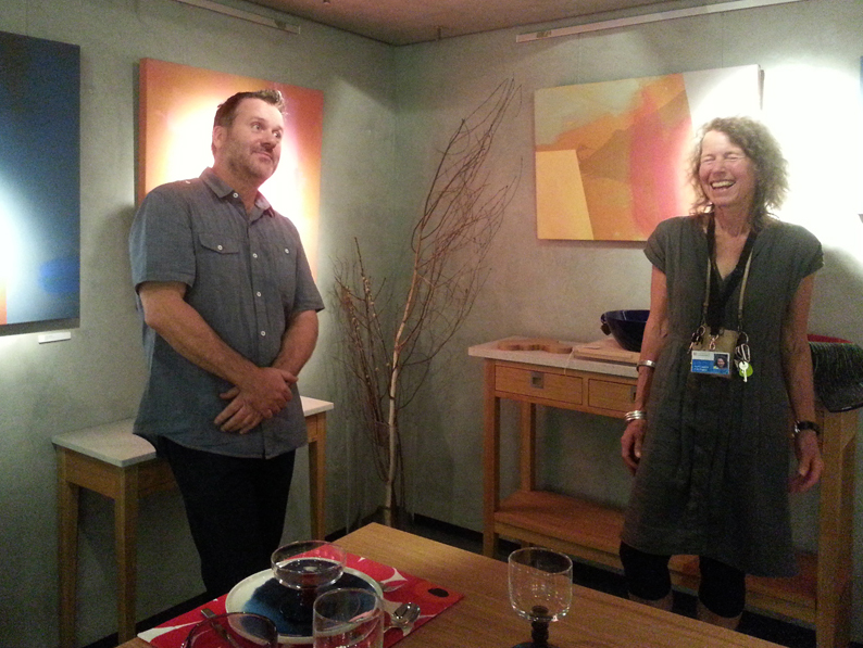 Peter Sutton chats to Alison McTaggart