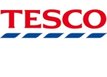 Tesco logo crop top