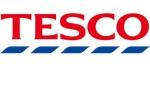 Tesco logo crop top