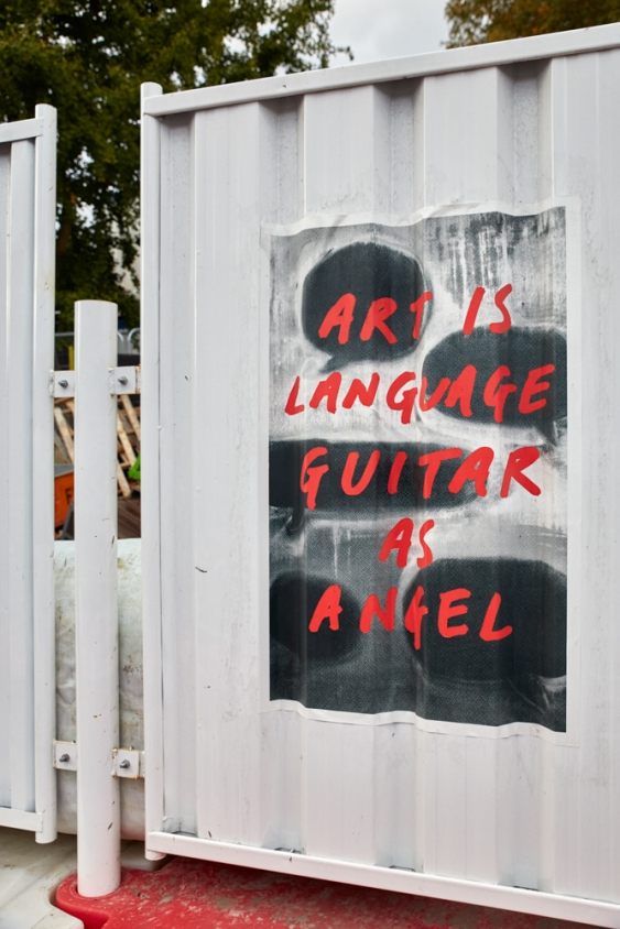 Lee Johnson & Adam Bridgland - Art is Language